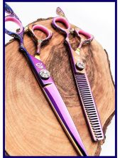 Picture of Kamisori Shears Jewel Professional Haircutting Shears Set