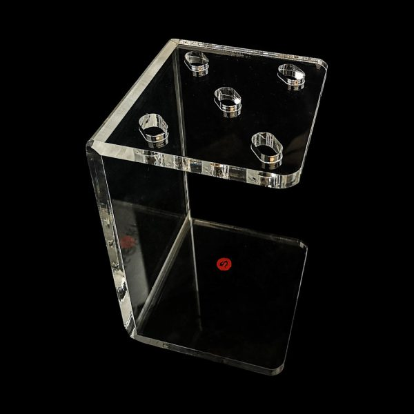 Picture of acrylic shear stand